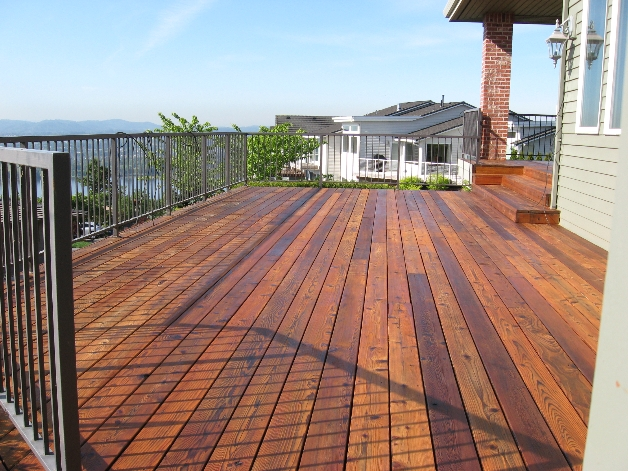Deck Amp Fence Cleaning Resurfacing Staining Pressure